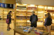 Boutique musée de l'Alambic