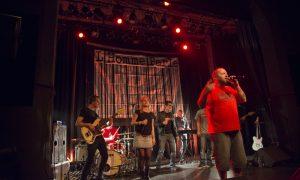Concert à la Presqu'île