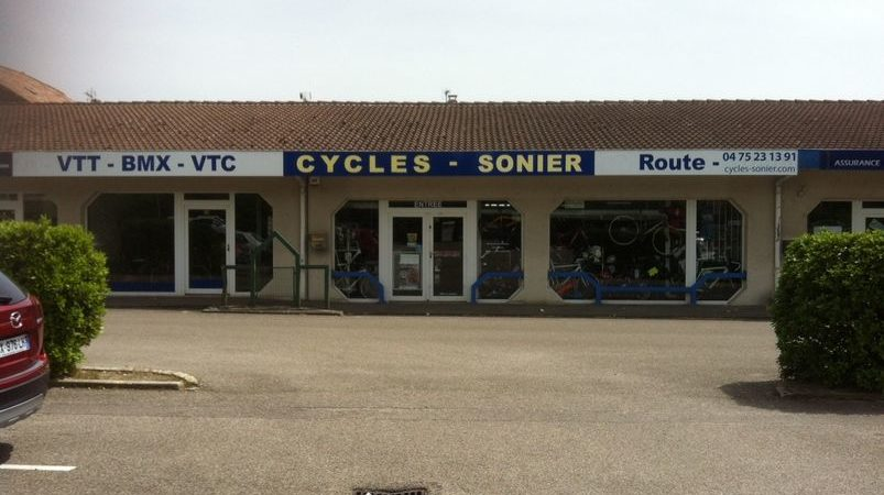 Cycles Sonier
