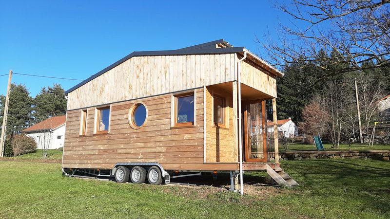 Tiny House La Clé des Champs