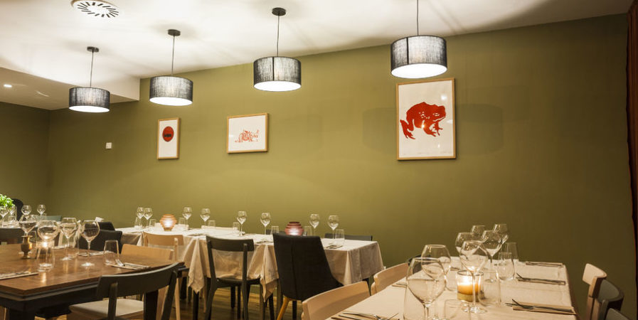 Le Lieu – Restaurant