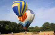 Activité montgolfières au GOLA
