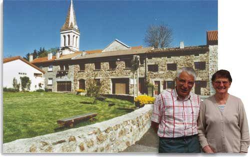 Gîte rural M. Linossier 4/10 pers.