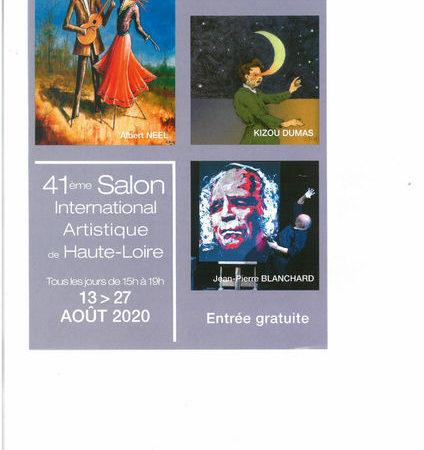 Exposition 41ème Salon Artistique International