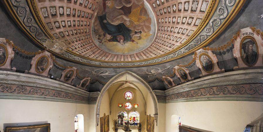 Chapelle de Trachin