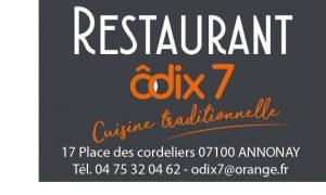 Restaurant Ôdix7