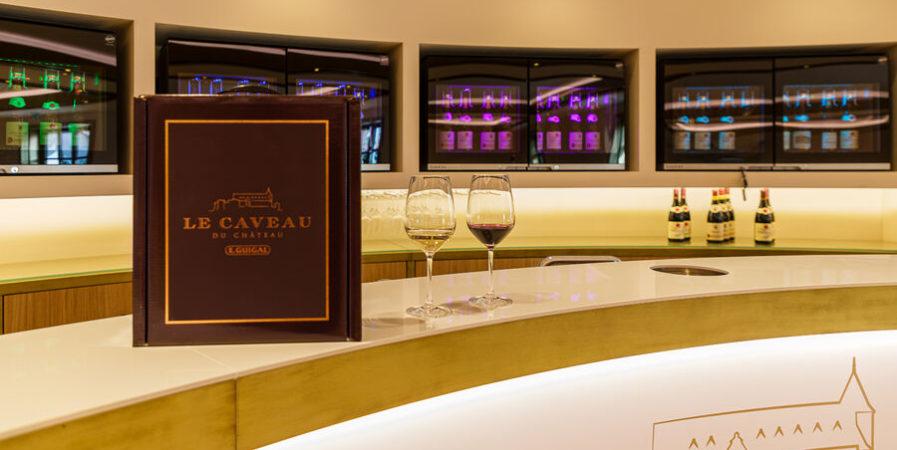 Soirée d'inauguration du Fascinant Week-end au Caveau du Château