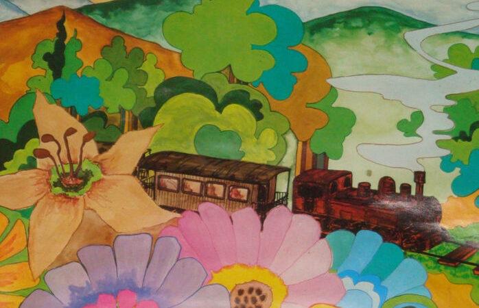 Le train Seventies