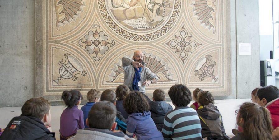 Visite contée – Fascinant week-end au musée gallo-romain