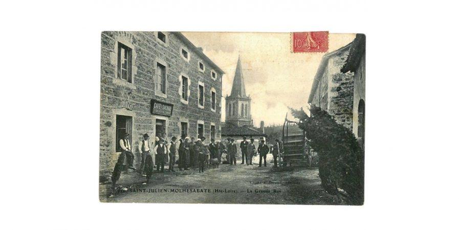 Journées Européennes du patrimoine: cadastre St Julien Molhesabate