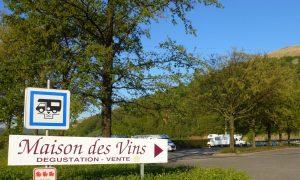 Aire de camping-car de Saint-Désirat