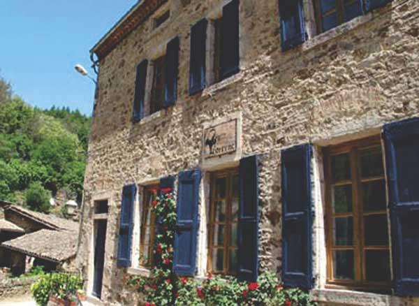 Auberge de Thorrenc – Chambres d'hôtes