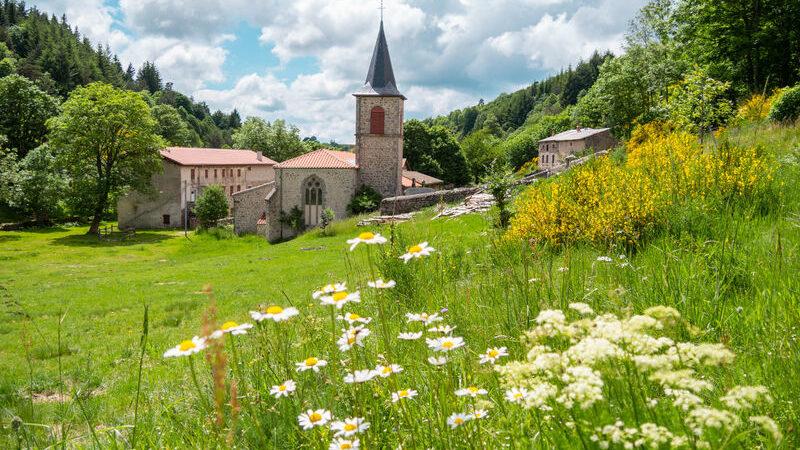 Site et chapelle de l'ancienne Abbaye de Clavas