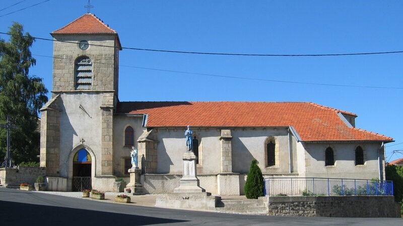 Concert à l'église du bourg