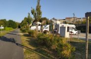 aire de camping car Montfaucon en Velay