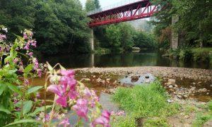 Pont de l'enceinte – Via Fluvia – Grazac