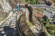 Escalier Saint Michel Aiguilhe
