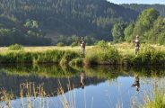 étang de pêche Riotord