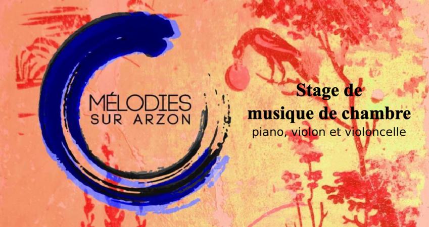 Mélodies sur Arzon – Stage de musique de chambre