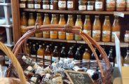 La boutique de notre ferme Auberge