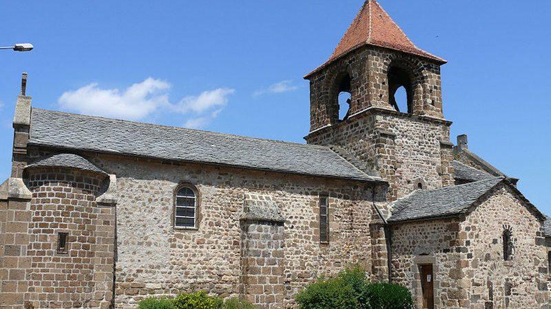 Eglise Romane de Lavoute-sur-Loire