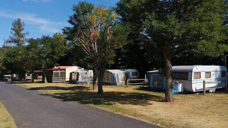 Camping Municipal de Choumouroux