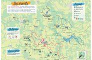 Circuit VTT tour du lac de Lavalette
