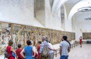 EVE_Visite Essentielle de L'Abbaye de la Chaise-Dieu_espace des tapisseries