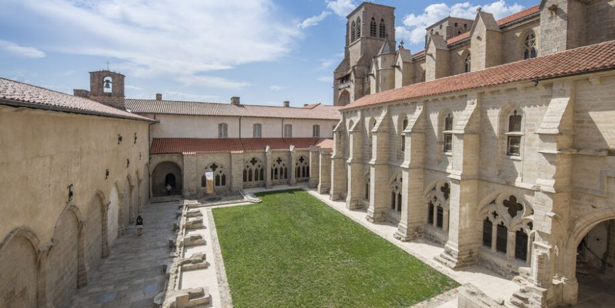 """Visite """"Essentielle"""" de l'Abbaye de La Chaise-Dieu"""