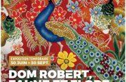 """EVE_Exposition temporaire """"Tapisseries de Dom Robert""""_tapisserie de Dom Robert_affiche"""