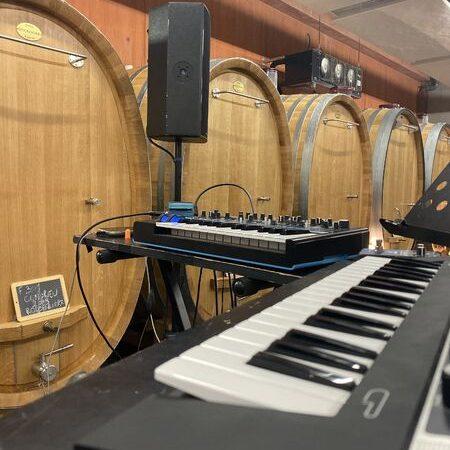Wine Notes au Domaine Richard